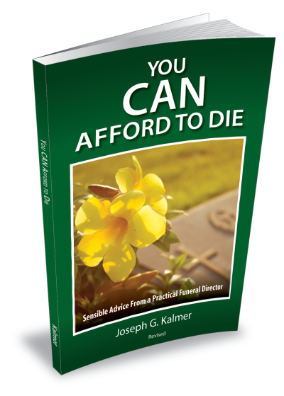 You Can Afford to Die Paperback